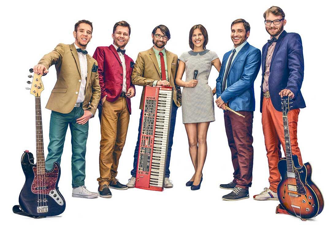 Zespół muzyczny na wesele Wrocław - Grajmofon